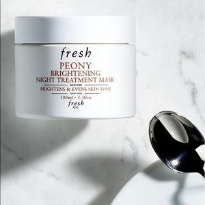 NIB FRESH SKINCARE PEONY OVERNIGHT TREATMENT MASK